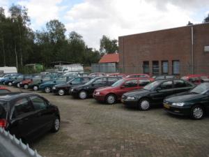 tweedehands auto bedrijf